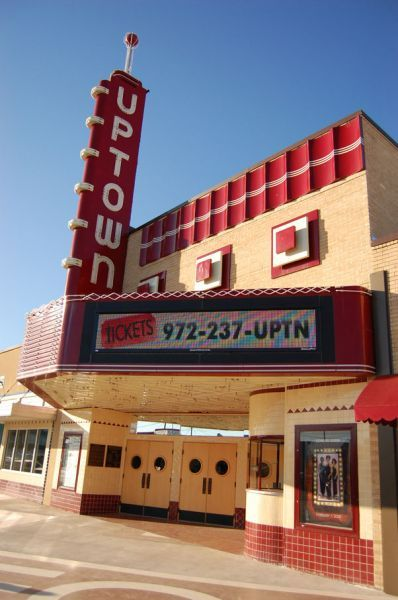 1000 images about uptown theater grand prairie texas on pinterest. Black Bedroom Furniture Sets. Home Design Ideas
