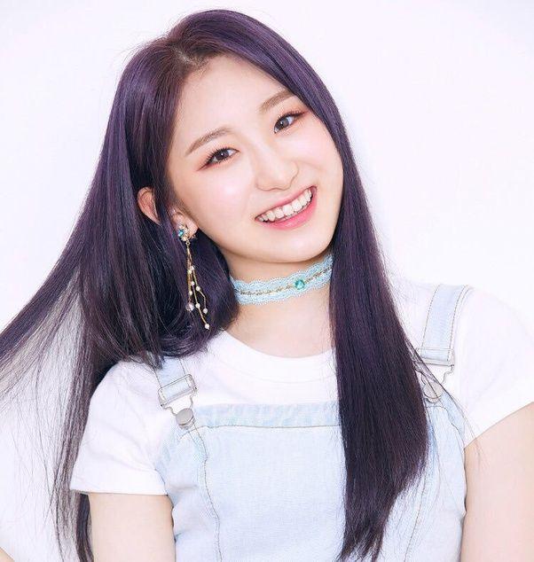 15 Q Kpopfans Quora Chaeyeon Korean Hair Color Kpop Girls