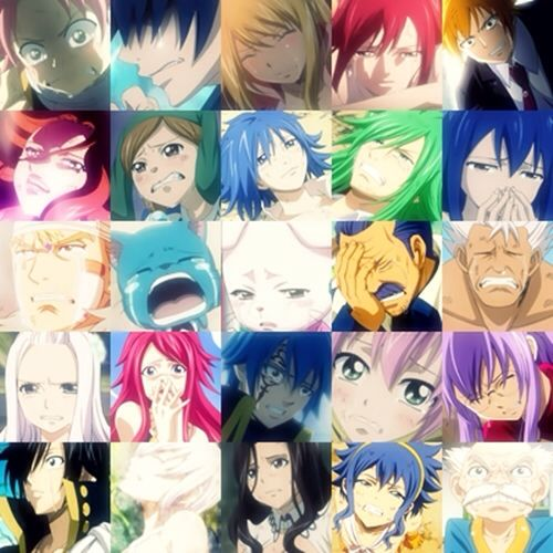 Fairy Tail – Everyone can cry...
