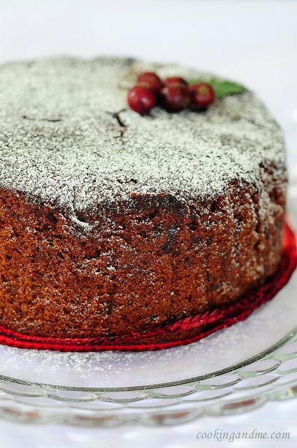 Easy Plum Cake Kerala