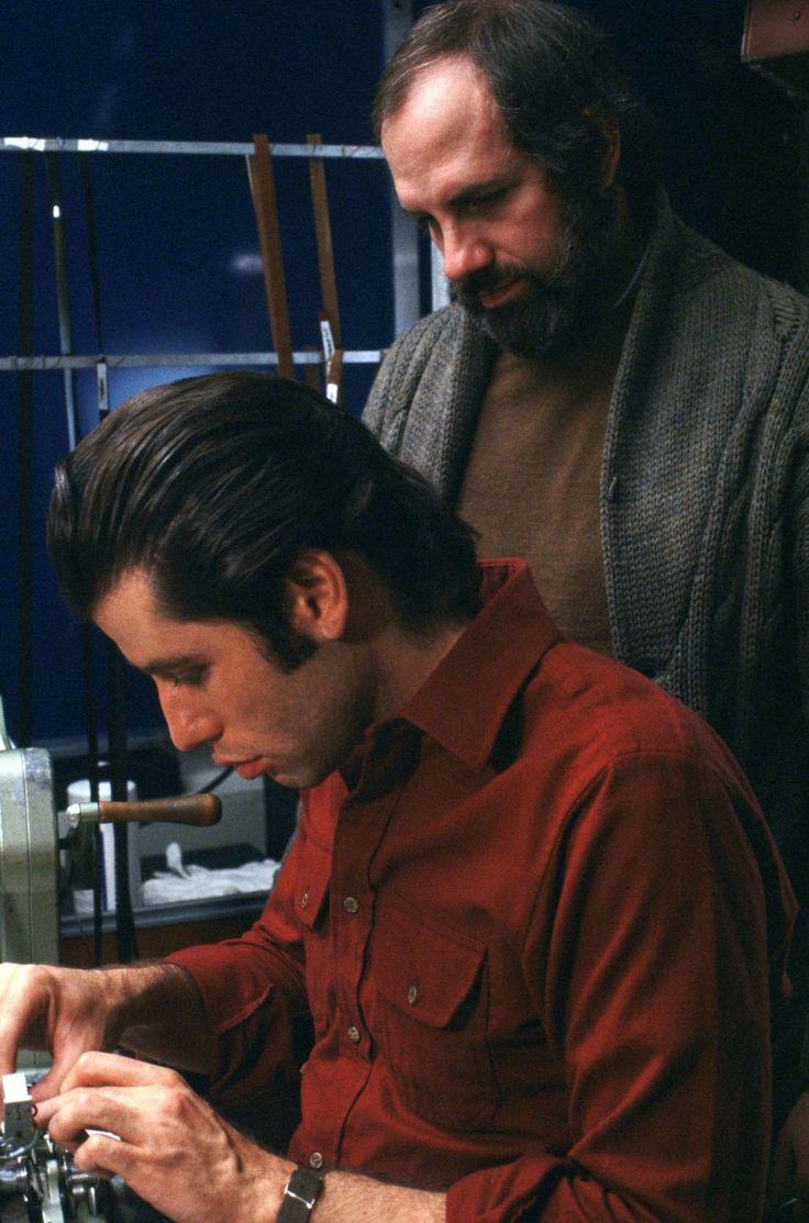 Brian De Palma's 'Blow Out' is one of the finest films about the process of filmmaking I Immagine dal set di Blow Out è un film del 1981 scritto e diretto da Brian De Palma. Fra i protagonisti John Travolta, Nancy Allen e John Lithgow. Le musiche sono di Pino Donaggio.
