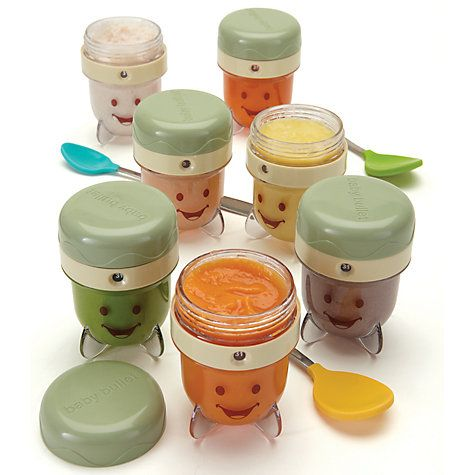Buy NutriBullet Baby Food Processor Online at johnlewis.com