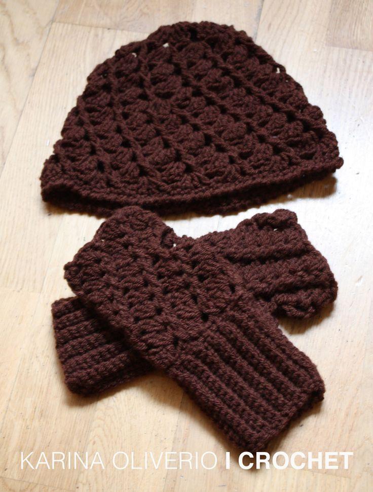 Mejores 20 imágenes de Mitones, guantes sin dedos, fingerless gloves ...
