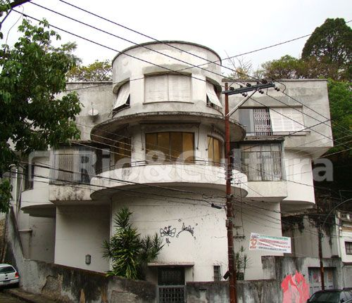 Residência Abgail Seabra de Paula Buarque -  Postado na data de 6/5/2011