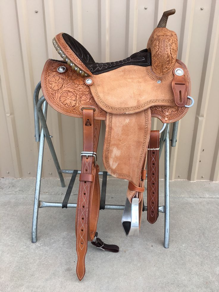 CSB 547 Corriente Barrel Saddle