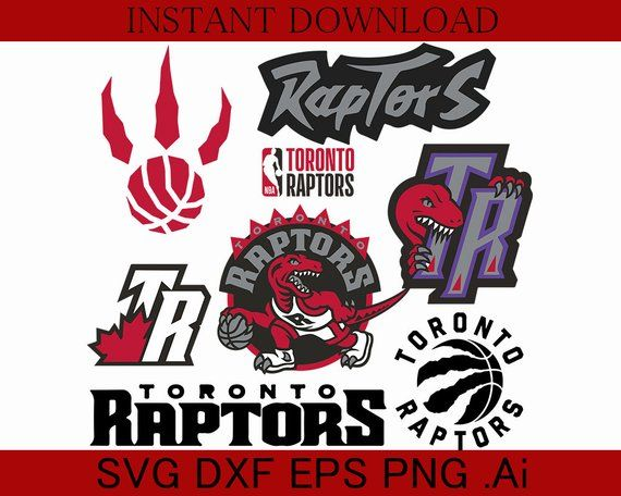 Toronto Raptors SVG Files PNG DXF Files Basketball Files 30a6ef982