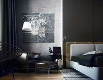 "Popatrz na ten projekt w @Behance: ""Contemporary apartment | Kiev KO+KO"" https://www.behance.net/gallery/4206853/Contemporary-apartment-Kiev-KOKO"