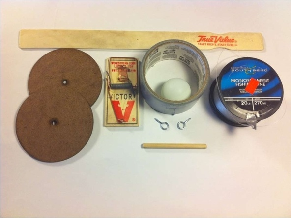 how to build a mousetrap vehicle