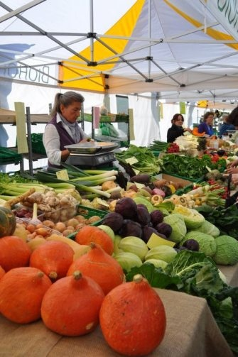 Luzern Market has all the ingredients for a great Autumn Pumpkin Soup!
