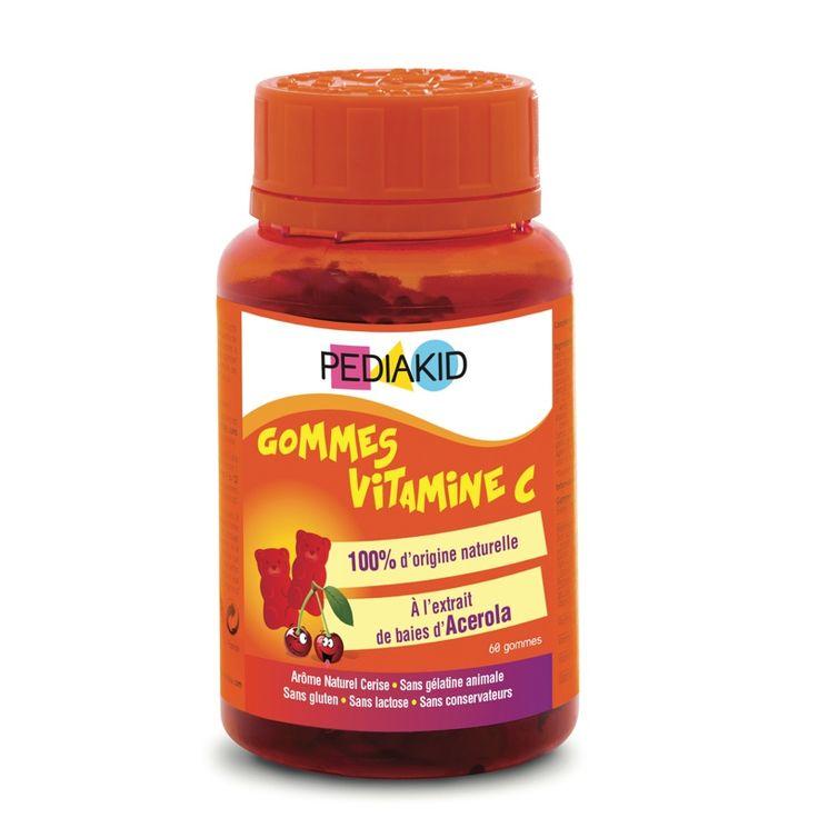 Gommes Vitamine C Pediakid