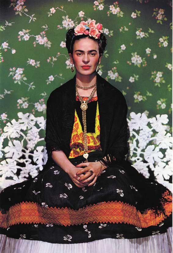 Frida + Vogue