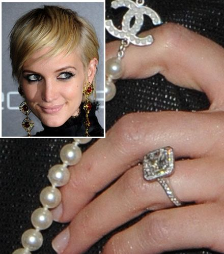 Giuliana Rancic Engagement Ring Carat