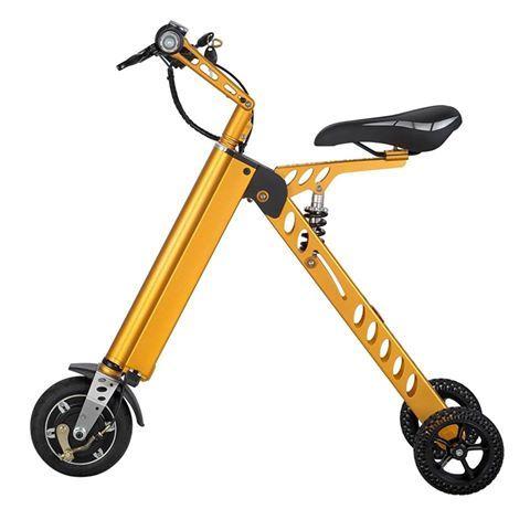 Elektrofahrräder Mini Electric Bikes Mode & Smart Electronic Vehicle Scooter Elektromobilität Tricycle Faltbare & tragbare elektrische Fahrrad