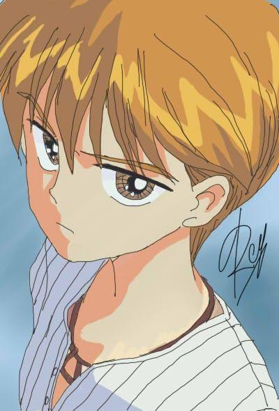 Kodocha, Akito Hayama - One of the main (Also most loved) characters in Kodocha