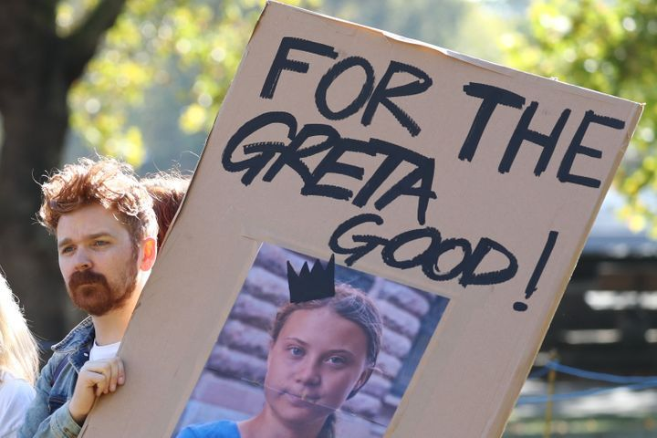 The Best Signs From The Climate Change Rallies Around The World Huffpost Protest Ideas Climate Change Protest Signs