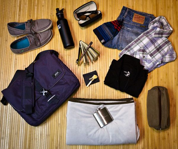 How to: Pack the Perfect Overnight Bag for a Weekend Away