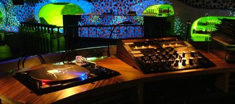 Cocoon Club - Frankfurt nightclub