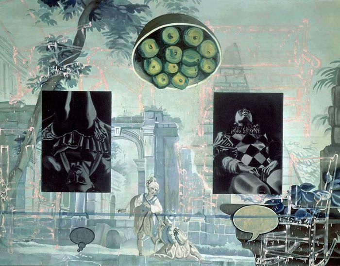 11 best david salle images on pinterest room artists