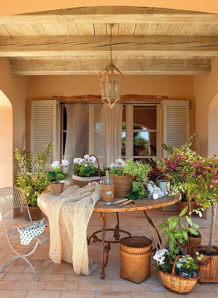 adelaparvu.com casa cu aspect de ferma veche, casa Spania, arhitectura si design interior Lizaturry Tuneu, Foto ElMueble (5)