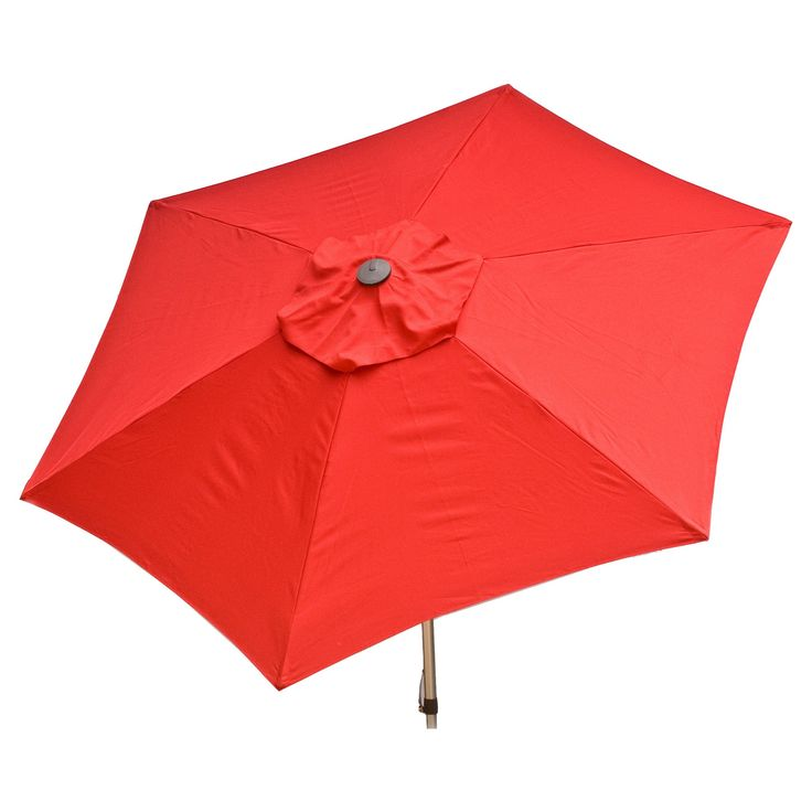 8.5' Doppler Market Umbrella - Red - Parasol