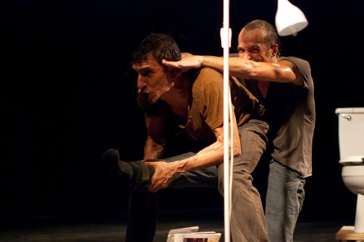 Apresentação faz parte do Encontro Nacional de Dança Contemporânea