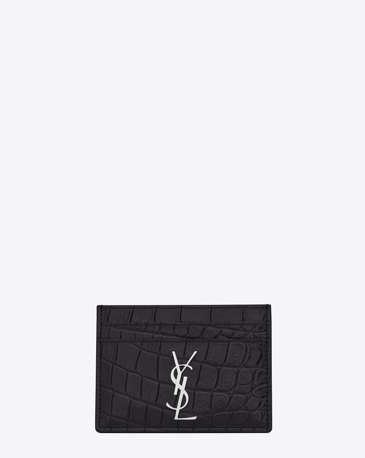 Saint Laurent Monogram: discover the selection and shop online on YSL.com