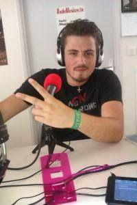 Delvis: Delvis animateur Radio