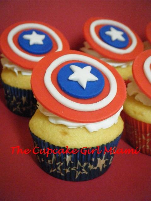 Captain America party\super hero           Visit www.fireblossomcandle.com for more party ideas!