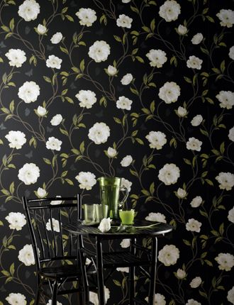 Peony Place Wallpaper from Nina Campbell - NCW3773-06