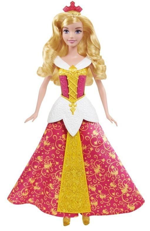 Mattel Mattel, Disney Princess Кукла Спящая красавица Волшебное платье