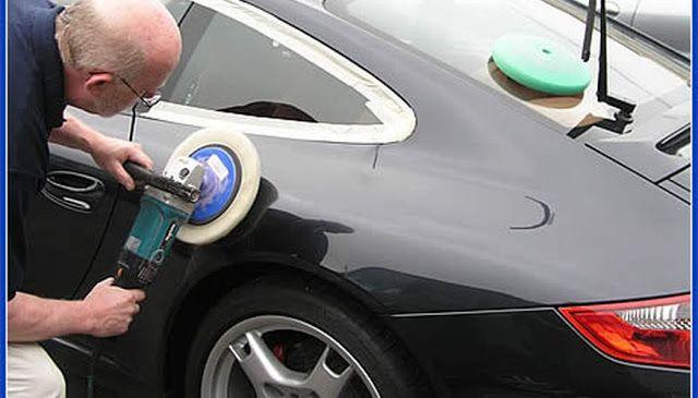 Cómo Pulir Un Coche Y Conseguir Un Acabado Cristal O Espejo El Cómo De Las Cosas Como Pintar Un Auto Autos Pintura De Autos
