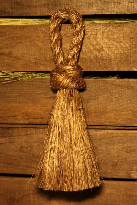 Sailor's Whisk Traditional Captain's Crumb by SkagitBroomWorks