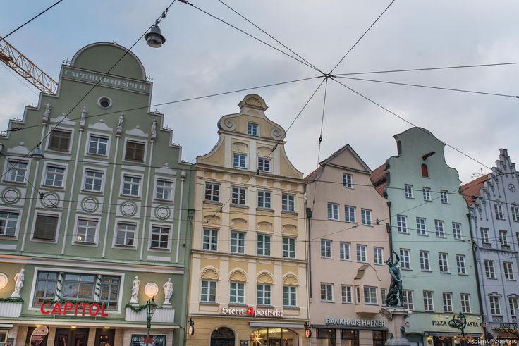 Augsburg - Moritzplatz