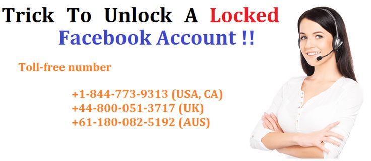 If you want to get tricks to unlock facebook account so you can visit this site.