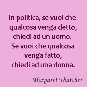 frasi famose Margaret Thatcher