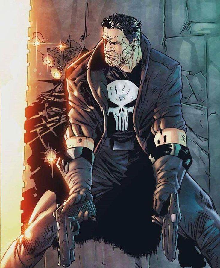 Frank Castle/ The Punisher