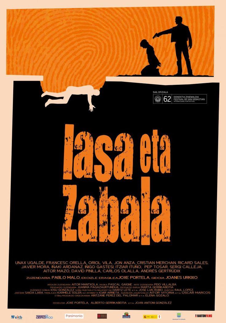Lasa y Zabala (2014) España. Dir.: Pablo Malo. Thriller. Baseado en feitos reais - DVD CINE 2413
