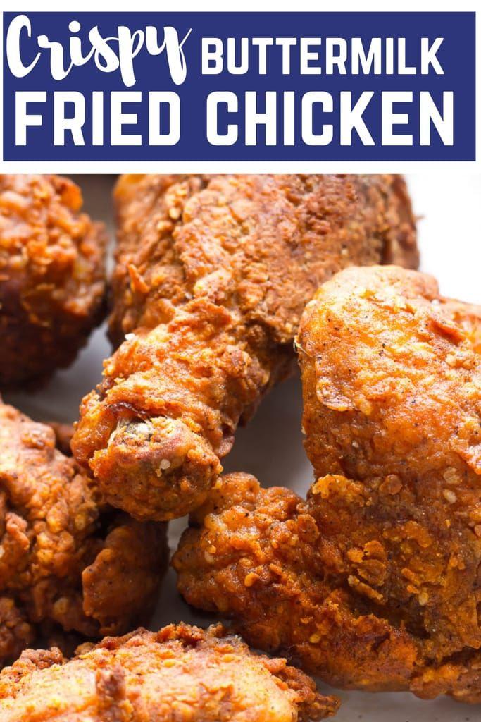 Dutch Oven Fried Chicken Recipe Chicken Recipes Fried Chicken Recipes Making Fried Chicken