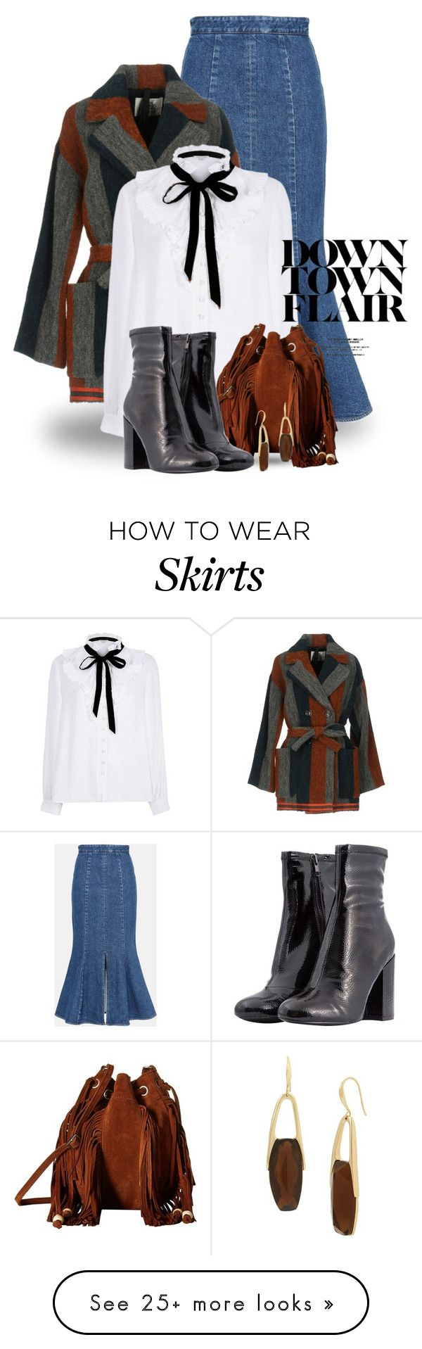 """""""Bags a la Fringe 4784"""" by boxthoughts on Polyvore featuring STELLA McCARTNEY, Attic and Barn, River Island, TOMS, Steve Madden and Robert Lee Morris"""