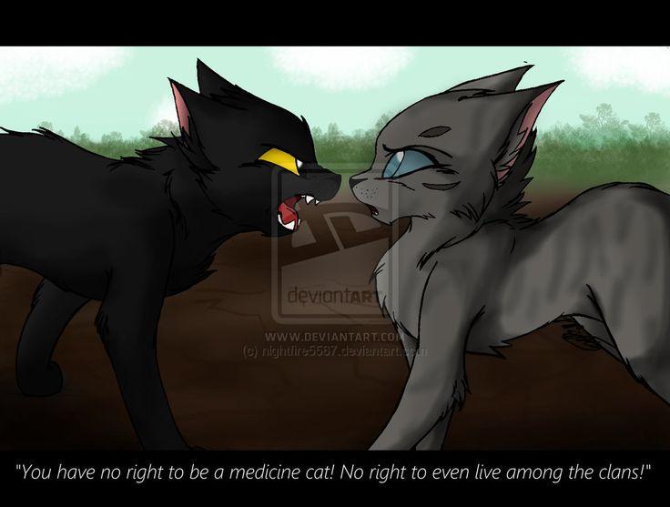 Firepelt Warrior Cats