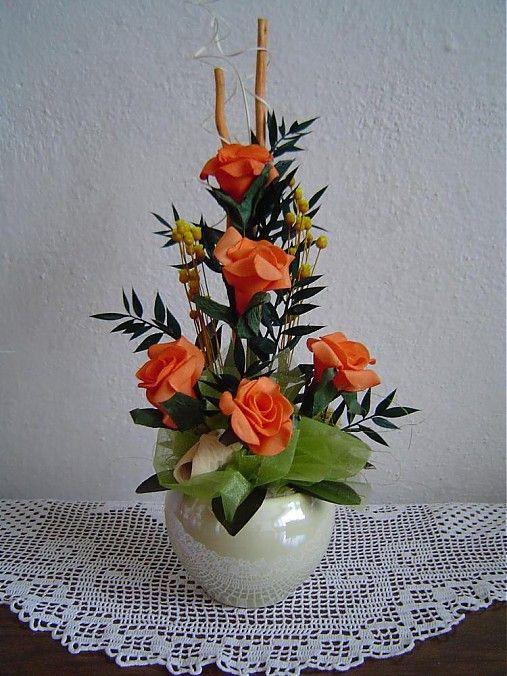 Paruo / Oranžové mini