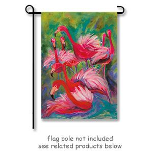 17 Best 1000 images about Flamingo Flags Windsocks Spinners on