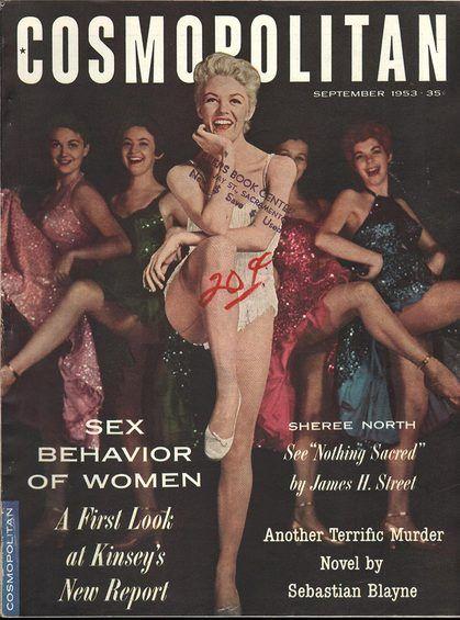 Cosmopolitan September 1953