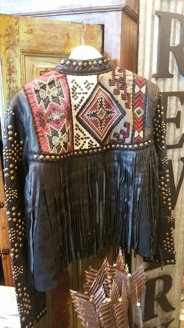 Double D Ranchwear San Pedro Jacket!! Fall Winter 2016