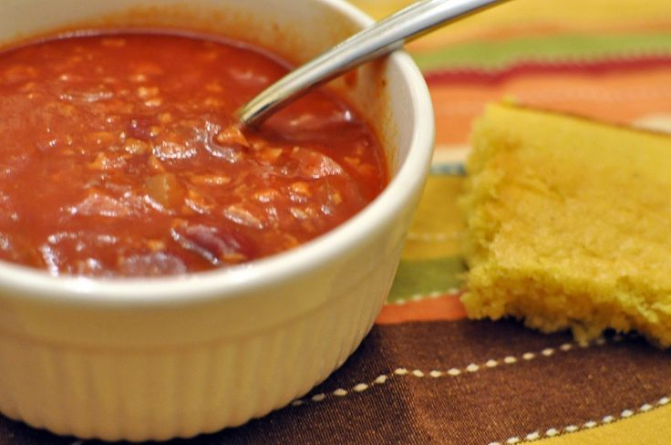 Homemade Chili Soup | Amish Recipes Oasis Newsfeatures