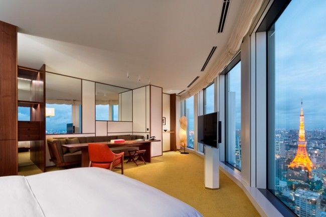 「日本の美意識」を尊重した洗練の空間 高級デザインホテル「アンダーズ 東京」 | 2015年記事