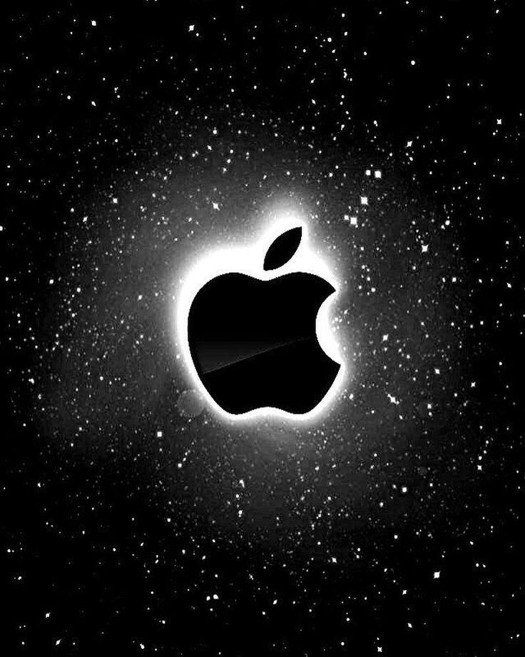 Крутые картинки айфона яблоко, добрым утром для