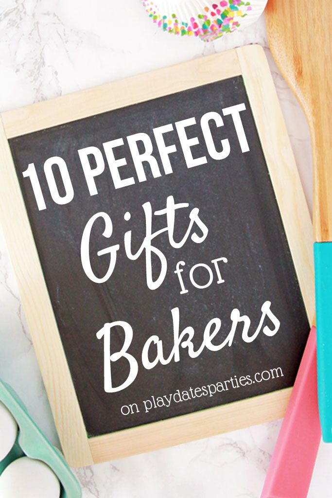 10 Perfect Gifts For Bakers Tried And True Favorites Coworker Birthday Gifts Birthday Ideas For Her Baking Gifts