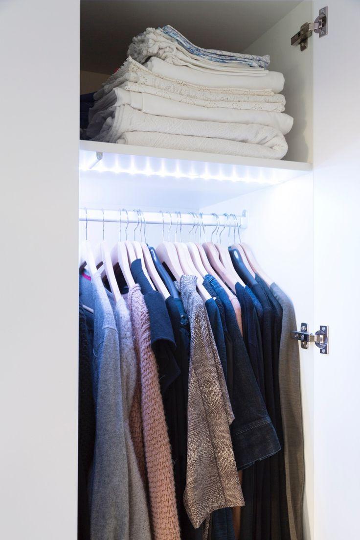 17 beste afbeeldingen over karwei slaapkamer idee n op for Kledingkast karwei