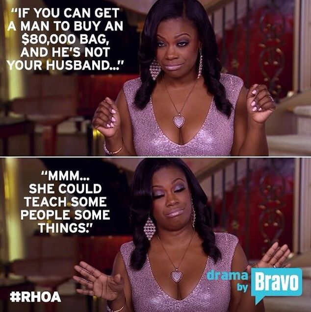 Real Housewives Of Atlanta #RHOA